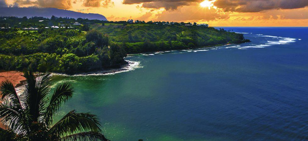 Kilauea Sunsets