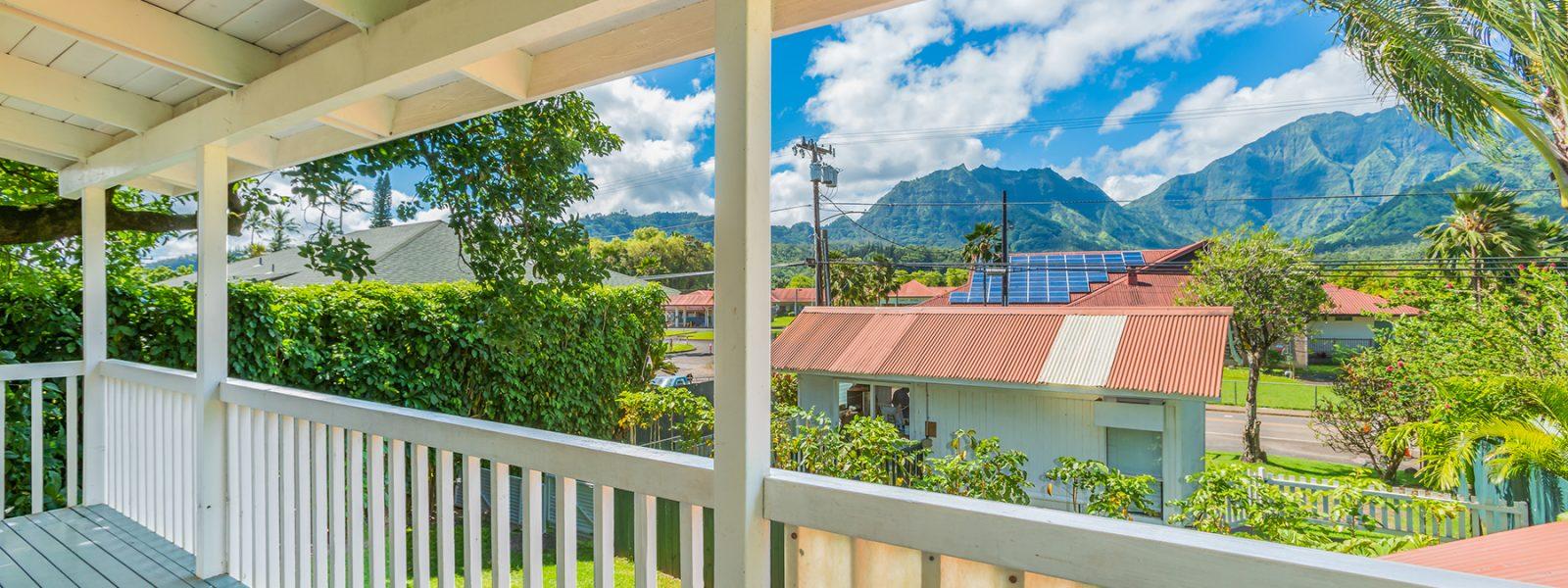 Hanalei Waterfalls – 5-5428 Kuhio Hwy, Hanalei, Kauai, HI 96714